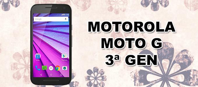 SmartPhone Motorola Moto G 3ª generación
