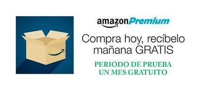 Envío gratuito con la prueba de amazon premium