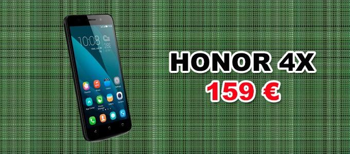 Móvil Honor 4x