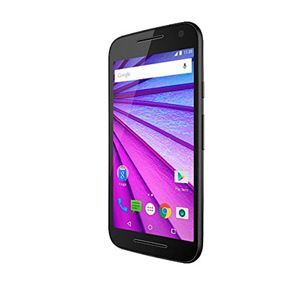 Motorola Moto G vista ladeada