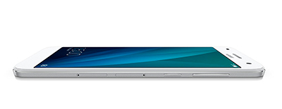 Smartphone Huawei G7 tumbado