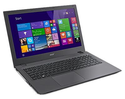 Portátil Acer Aspire vista lateral