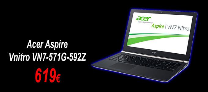 Acer Aspire Vnitro VN7-571G-592Z