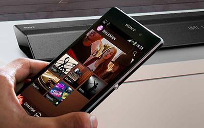 Barra Sonido Sony Bluetooth