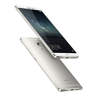 Frontal y trasera del Huawei Mate S