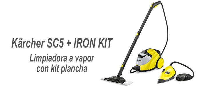 Karcher SC5 Iron Kit