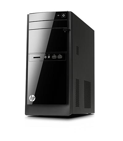 Vista ladeada del ordenador HP-110-303ns
