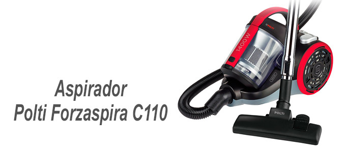 Aspirador Polti Forzaspira C110
