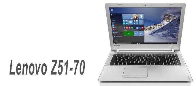Portátil Lenovo Z51-70