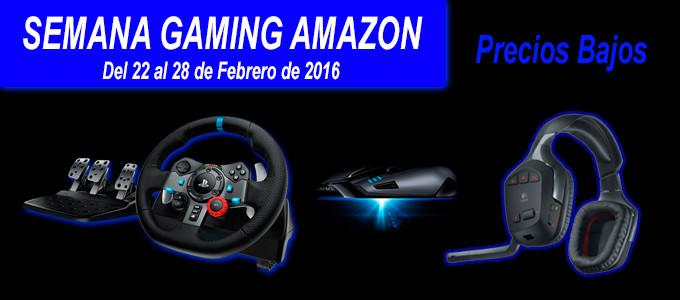 Semana del Gaming en Amazon