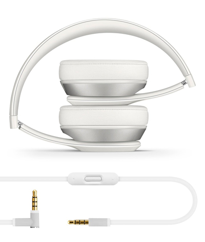 Auriculares Beats by Dr Dre Solo2 plegados