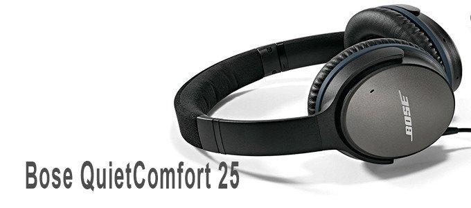 Auriculares Bose QuietComfort 25