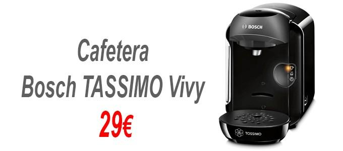 Cafetera Bosch TASSIMO Vivy