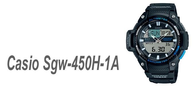 Casio Sgw-450H-1A