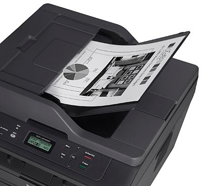 Cargador automático Impresora Brother MFCL2740DW