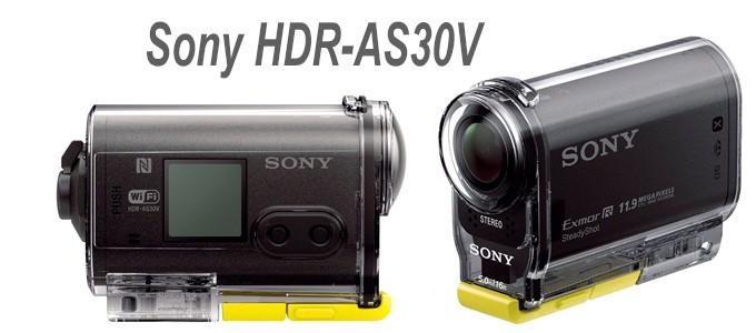 Cámara de Acción Sony HDR AS30V