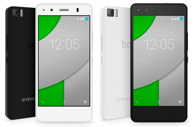 SmartPhone bq Aquaris A4.5 en varios colores