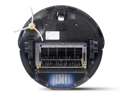Parte inferior iRobot Roomba 615