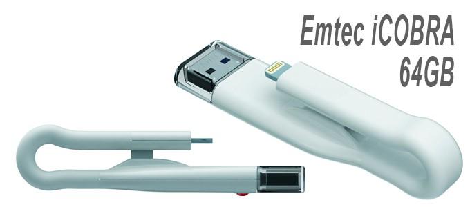 Emtec iCOBRA 64GB