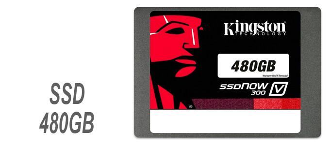 SSD Kingston V300 480GB