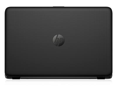 Vista del Portátil HP-15-ac142ns cerrado