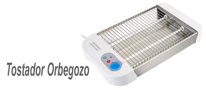 Tostador Orbegozo horizontal