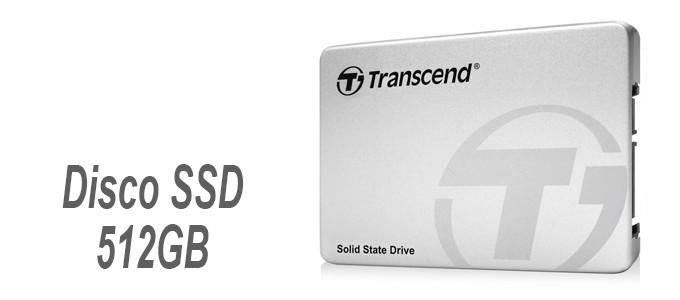 Transcend SSD 512GB