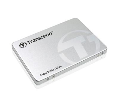 Vista general del Disco duro SSD Transcend de 512GB