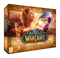 Juego World Of Warcraft 5.0