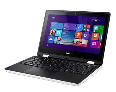 Vista general del portátil Acer Aspire R 11 R3-131T