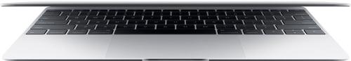 Grosor del Portátil MacBook Retina 12 pulgadas