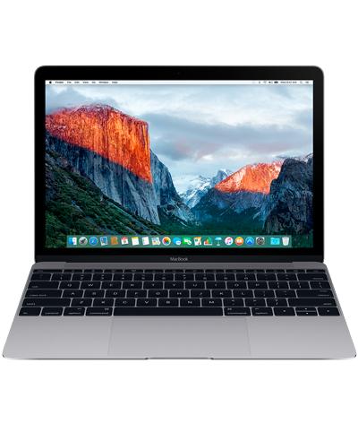Portátil MacBook Retina 12 pulgadas