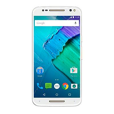 Vista frontal del SmartPhone Motorola Moto X Style