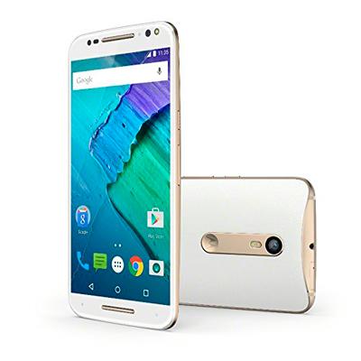Vista general del SmartPhone Motorola Moto X Style.