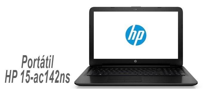 Portátil HP-15-ac142ns