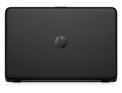 Vista trasera del Portátil HP-15-ac142ns