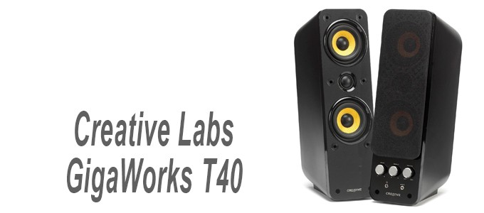 Creative Labs GigaWorks T40