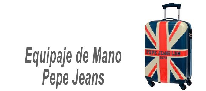 Equipaje de mano Pepe Jeans