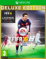 Videojuego FIFA 2016 deluxe para Xbox ONE