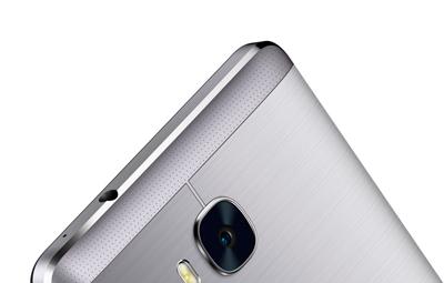 Detalle de la cámara del SmartPhone Honor 5X