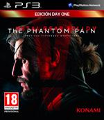 Videojuego Metal Gear Solid V: Phantom Pain para PS3