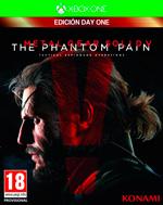 Videojuego Metal Gear Solid V: Phantom Pain para Xbox ONE