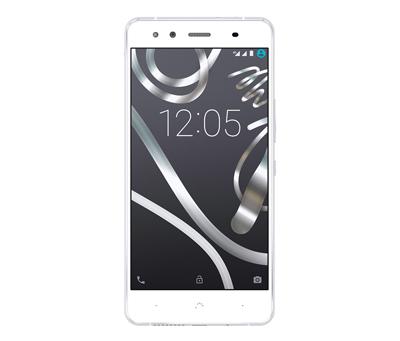 Vista frontal del SmartPhone BQ Aquaris X5