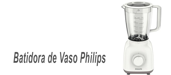 Batidora de vaso Philips
