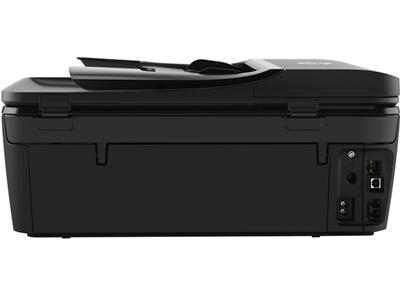 Vista posterior de la multifunción HP ENVY 7640