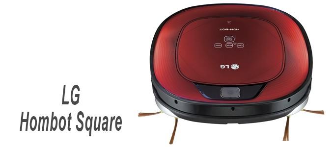 Robot aspirador LG Hombot Square