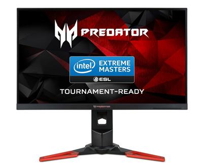 Vista general del monitor Gaming Acer XB Predator XB271HU IPS