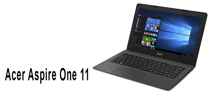 Portátil Acer Aspire One 11