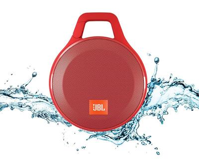 Altavoz portátil JBL Clip+ resistente al agua