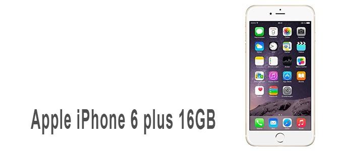 Apple iPhone 6 Plus de 16GB